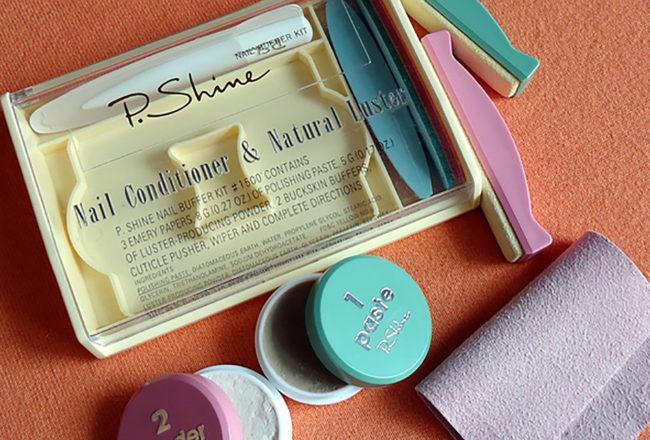 Manicure Japoński P. Shine - naturalny sposób na zdrowe paznokcie
