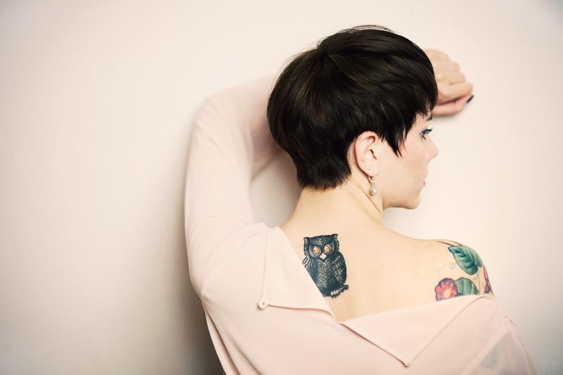 Sowi Przyjaciel Tatuaż Sowa Innooka O Modzie I