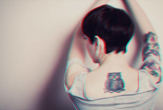 Jak dbać o świeży tatuaż / jak pielęgnować skórę z tatuażem?