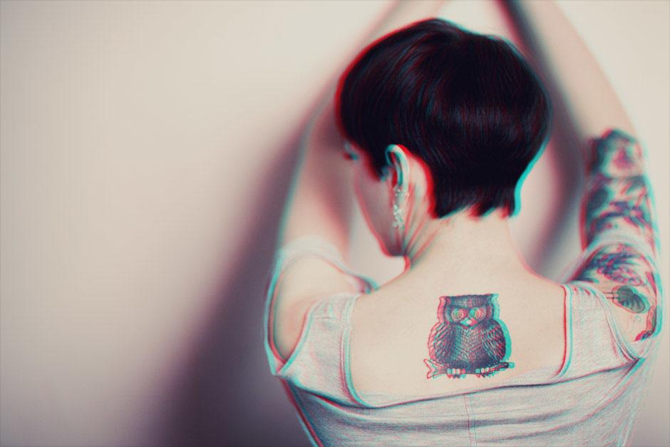 Jak Dbać O świeży Tatuaż Jak Pielęgnować Skórę Z Tatuażem