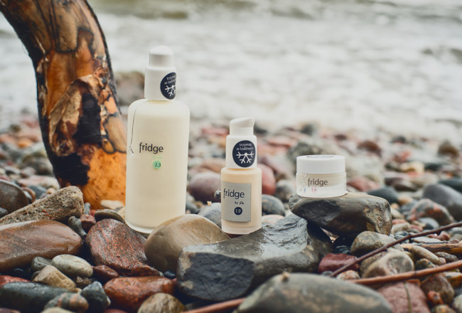 Fridge by yDe - kosmetyki naturalne z lodówki