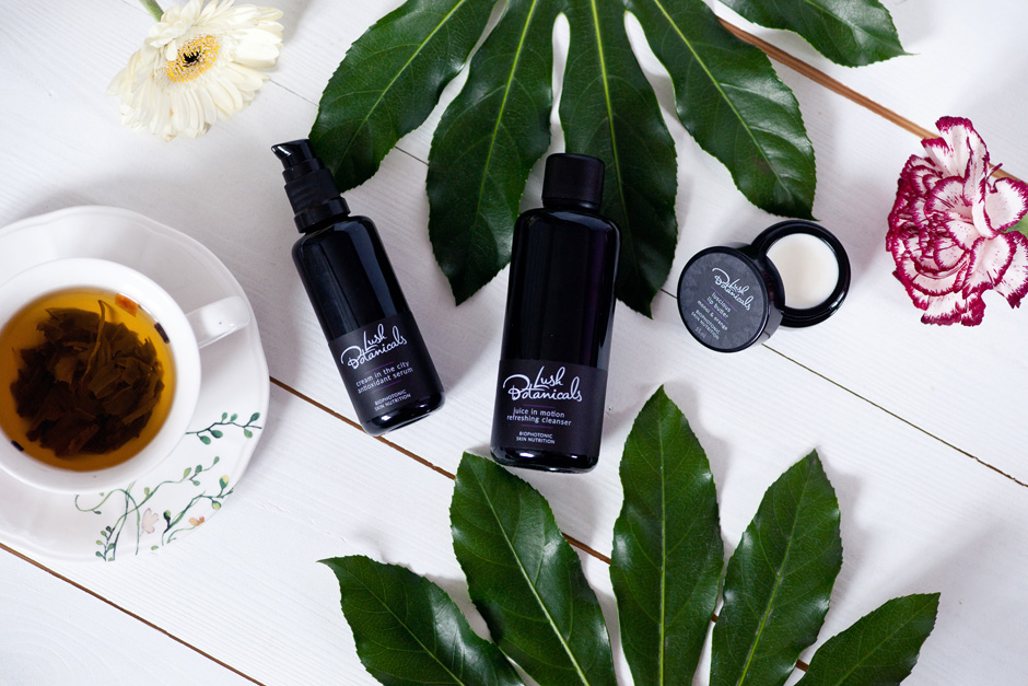 lush botanicals naturalne kosmetyki