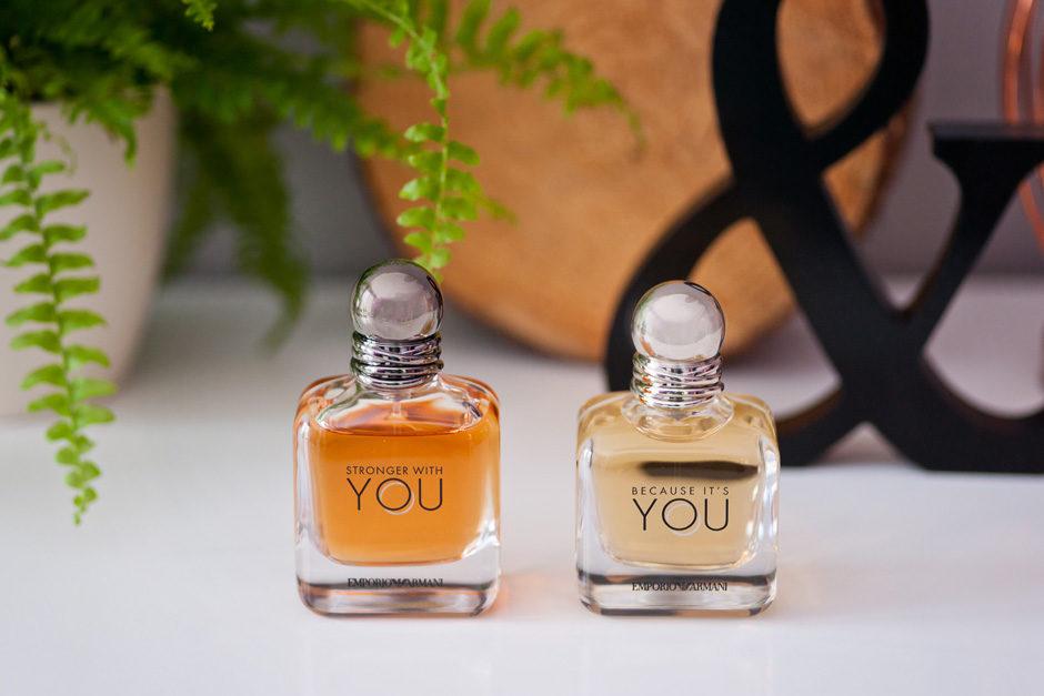 emporio armani perfumy