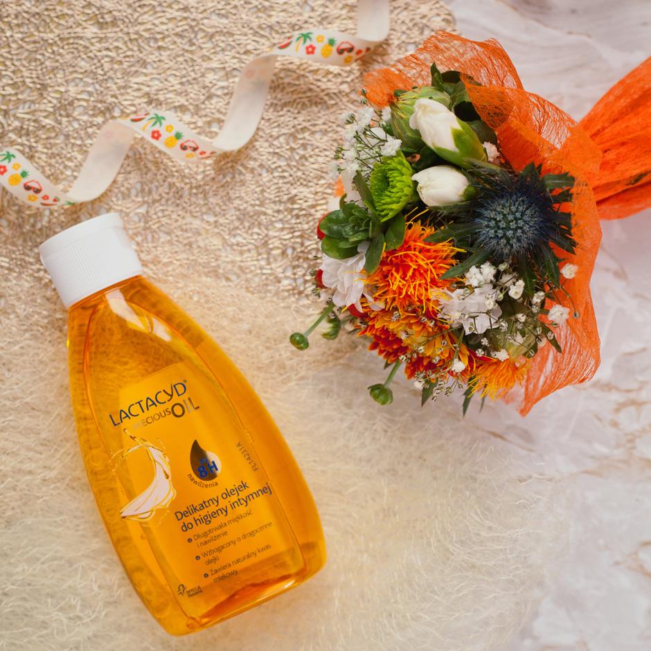 lactacyd precious oil olejek do higieny intymnej recenzja blog