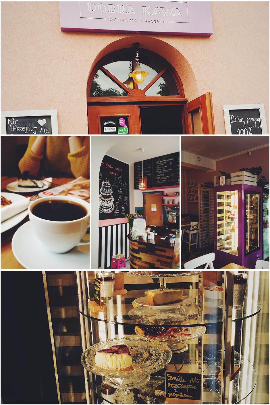 Dobra Kawa w Gdansku vege fit kawiarnie