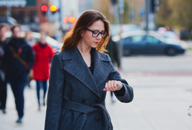 Elegancko i wygodnie zimą, czyli jak się ubrać do pracy lub na spotkanie?