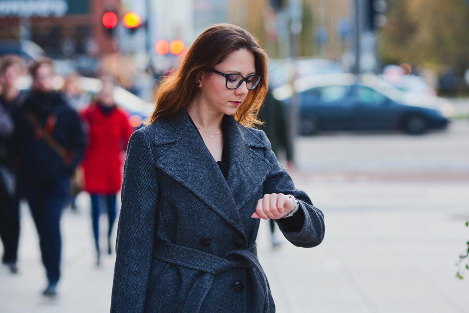jak się ubrać do pracy i na spotkanie biznesowe zimą