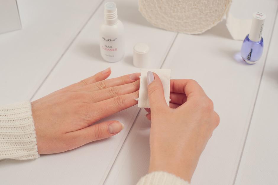 manicure hybrydowy krok po kroku NeoNail