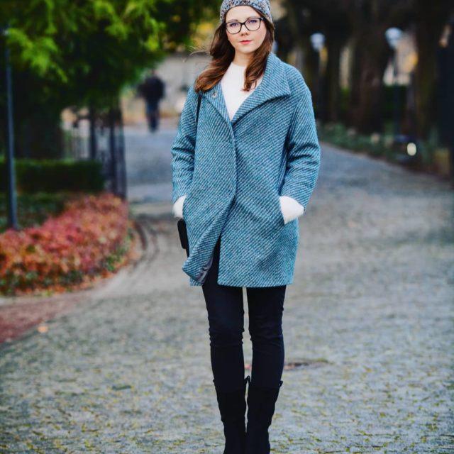 Troch koloru wskazane polskablogerka moda stylizacja jesie strjdnia sisley biandalfhellip