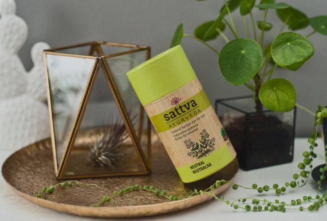Henna do włosów Cassia Obovata - naturalna odżywcza ziołowa farba do włosów