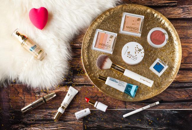 Kosmetyki do makijażu dla alergików AA Wings of Color