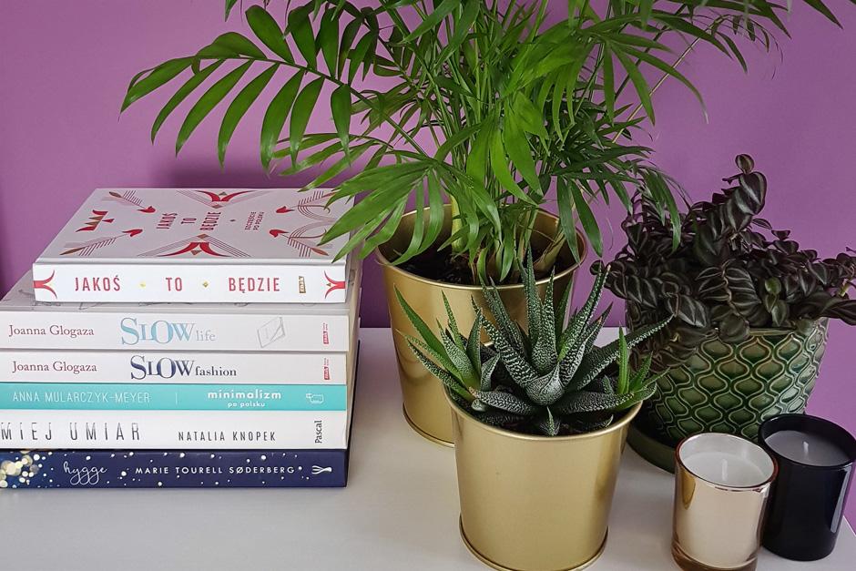 książki o minimalizmie