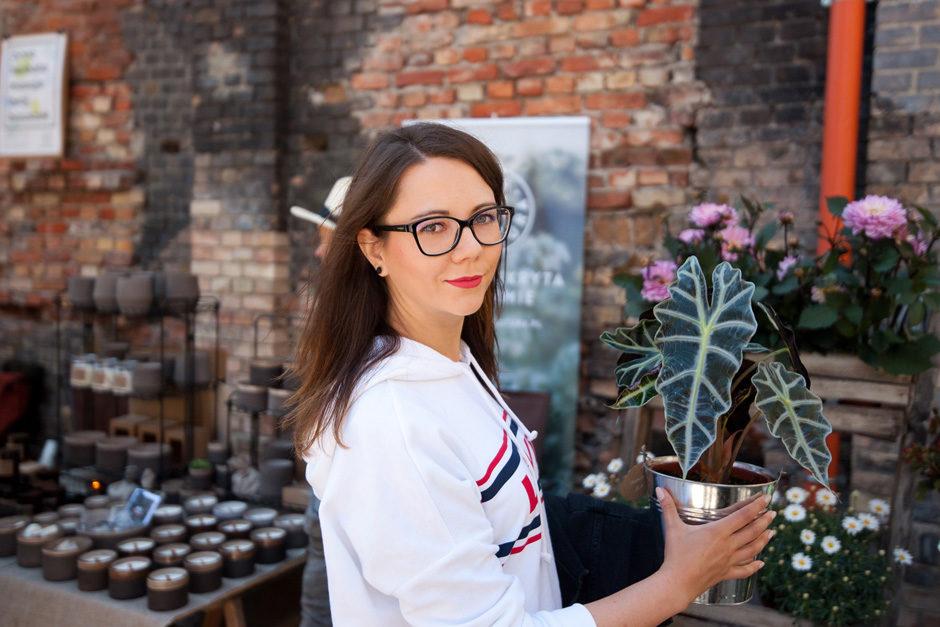 gdański targ roślinny