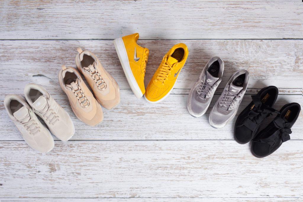 0a695bf402ed28 Jednak w tym sezonie odchodzimy od klasycznych sylwetek, panuje moda na  oversize i właśnie brzydkie buty.